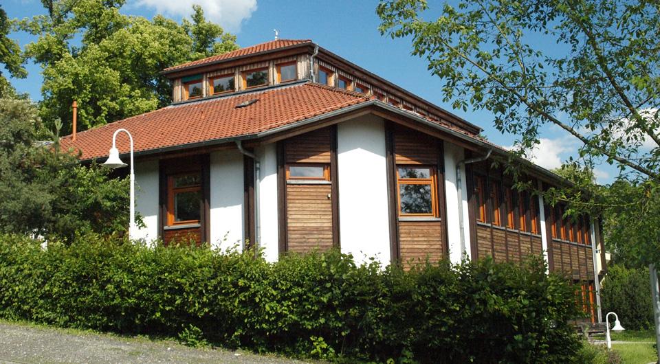 Seminargebäude der Naturschutz-Akademie Hessen